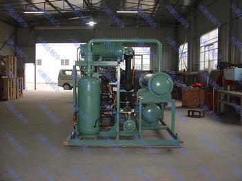 工业冷水机组的优点及工作原理